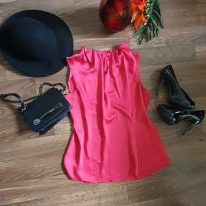 Classic Pink Work Blouse